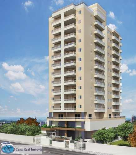 Apartamento, código 450 em Praia Grande, bairro Tupi