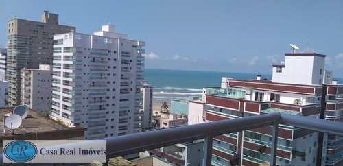 Apartamento, código 461 em Praia Grande, bairro Ocian