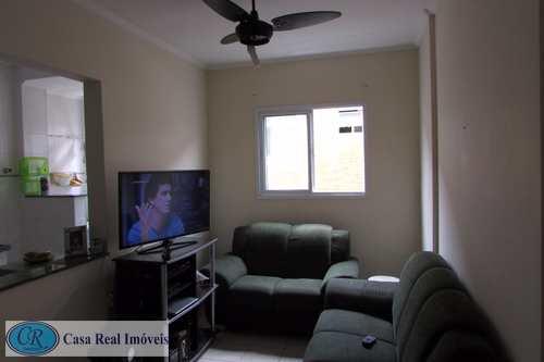 Apartamento, código 477 em Praia Grande, bairro Aviação