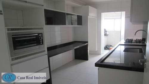 Apartamento, código 502 em Praia Grande, bairro Canto do Forte