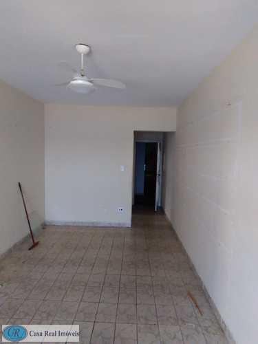 Apartamento, código 513 em Praia Grande, bairro Aviação