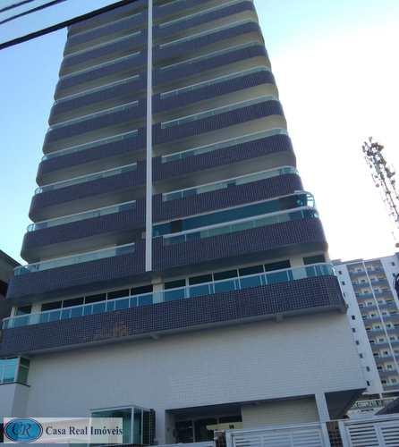 Apartamento, código 527 em Praia Grande, bairro Ocian