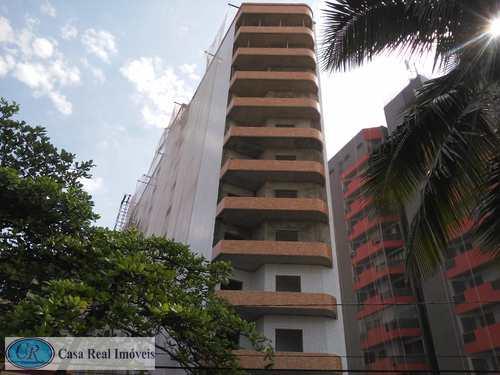 Apartamento, código 565 em Praia Grande, bairro Mirim