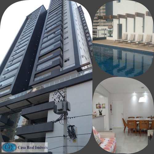 Apartamento, código 576 em Praia Grande, bairro Tupi