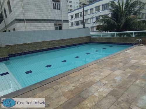 Apartamento, código 593 em Praia Grande, bairro Tupi