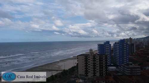 Apartamento, código 603 em Praia Grande, bairro Maracanã