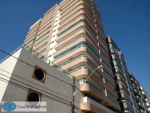 Apartamento, código 610 em Praia Grande, bairro Guilhermina