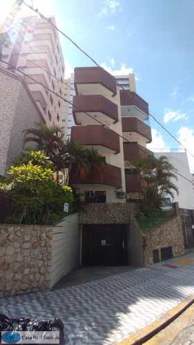 Apartamento, código 612 em Praia Grande, bairro Guilhermina