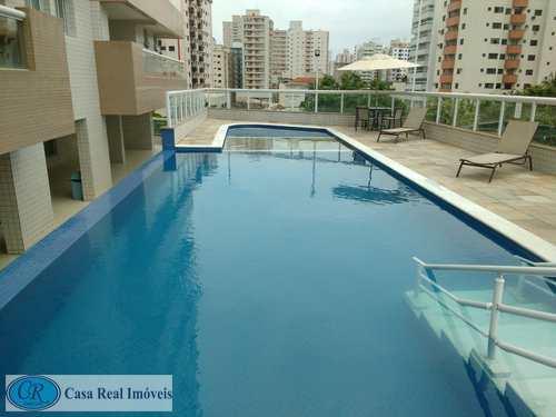 Apartamento, código 627 em Praia Grande, bairro Aviação