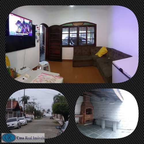 Casa, código 635 em Praia Grande, bairro Real