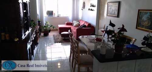 Apartamento, código 663 em Praia Grande, bairro Aviação