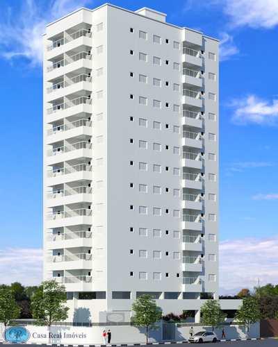 Apartamento, código 668 em Praia Grande, bairro Aviação