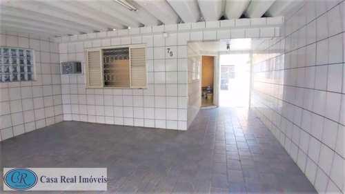 Casa, código 673 em Praia Grande, bairro Boqueirão
