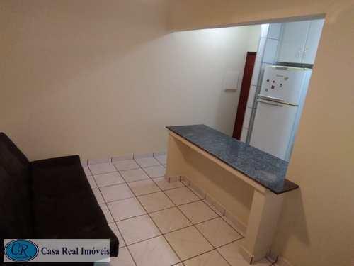 Apartamento, código 678 em Praia Grande, bairro Esmeralda