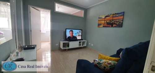 Apartamento, código 707 em Praia Grande, bairro Aviação