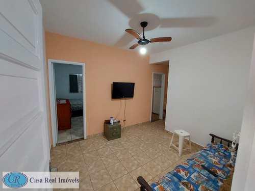 Apartamento, código 729 em Praia Grande, bairro Aviação