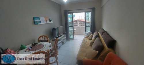 Apartamento, código 735 em Praia Grande, bairro Aviação