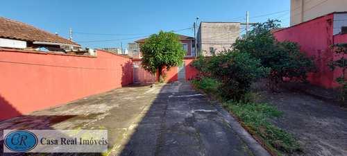 Casa, código 743 em São Vicente, bairro Catiapoa