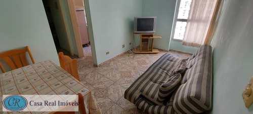 Apartamento, código 779 em Praia Grande, bairro Aviação