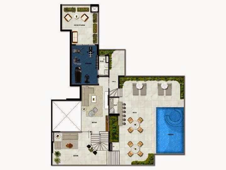 Apartamento em Salvador, bairro Graça