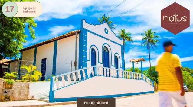Terreno de Condomínio em Mata de São João, bairro Imbassaí