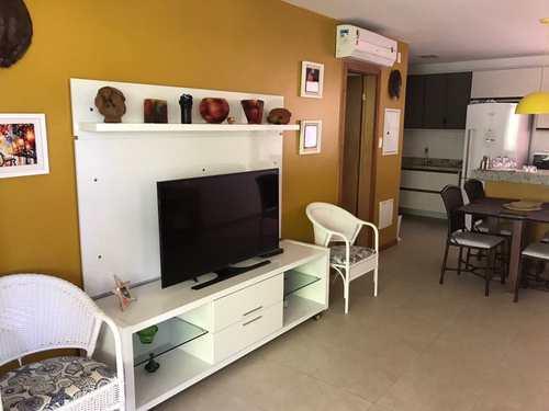 Apartamento, código 41 em Mata de São João, bairro Praia do Forte