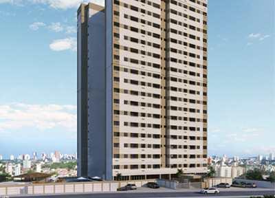 Apartamento, código 56 em Salvador, bairro Cabula