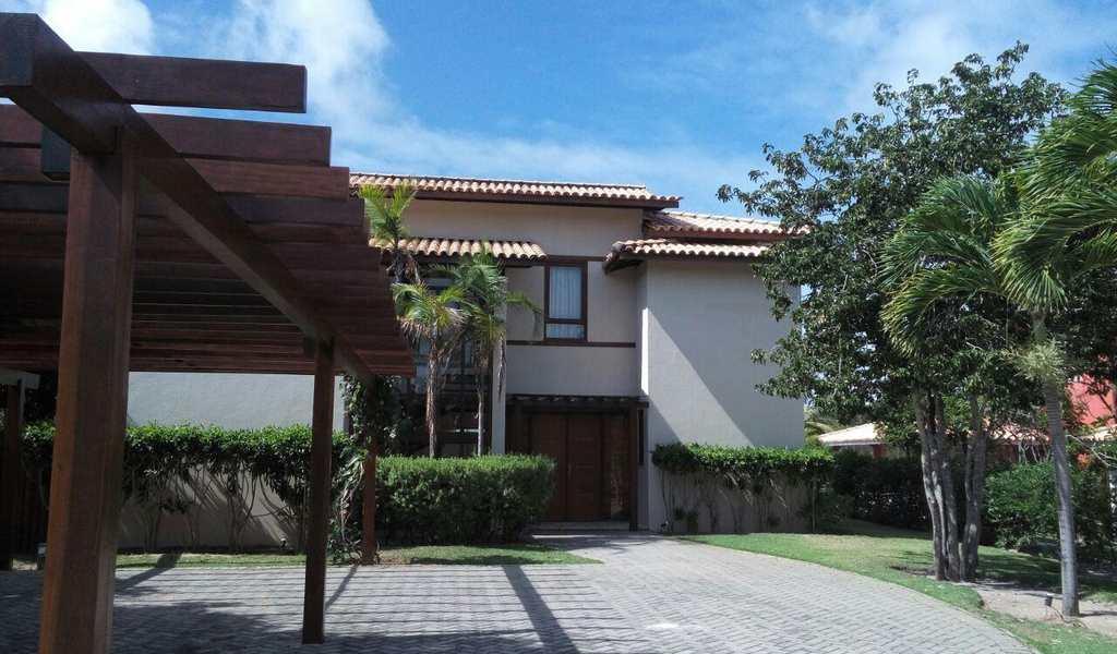 Casa de Condomínio em Mata de São João, bairro Sauípe