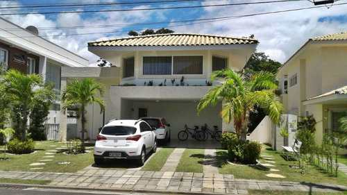 Casa de Condomínio, código 83 em Salvador, bairro Alphaville I