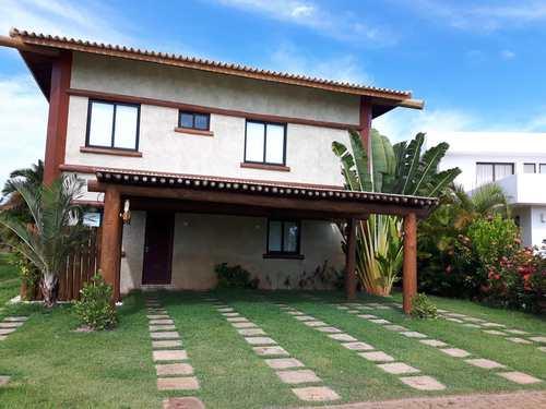 Casa de Condomínio, código 106 em Mata de São João, bairro Praia do Forte