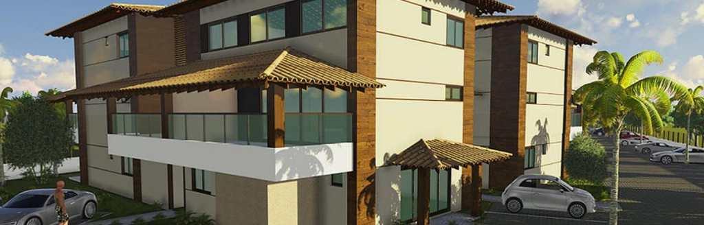 Apartamento em Camaçari, bairro Itacimirim
