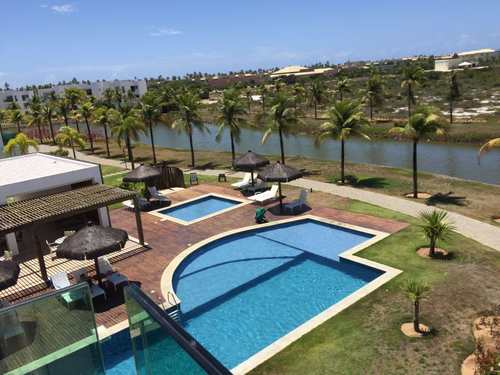 Apartamento, código 141 em Mata de São João, bairro Praia do Forte