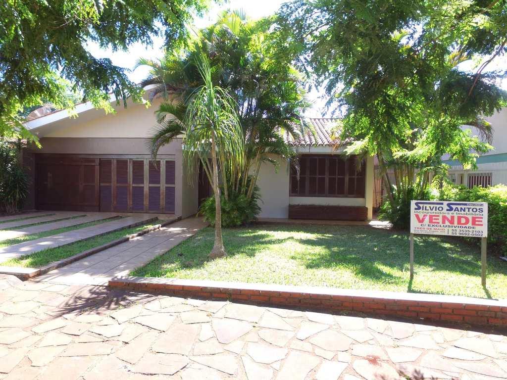 Casa em Três de Maio, bairro Bairro Planalto