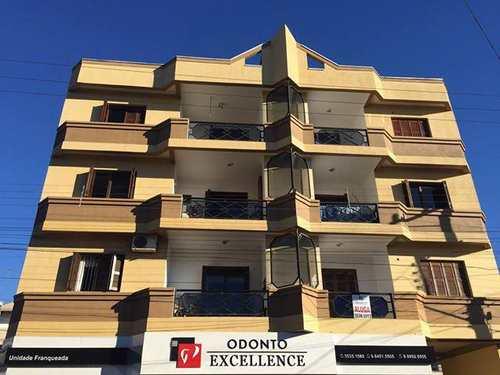 Apartamento, código 105 em Três de Maio, bairro Centro