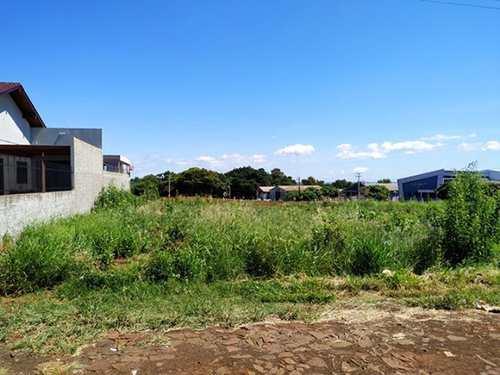 Terreno, código 199 em Três de Maio, bairro Bairro Planalto