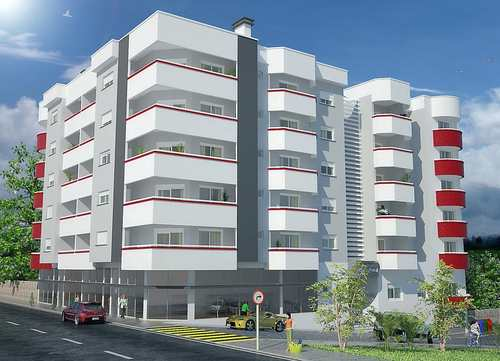 Apartamento, código 242 em Três de Maio, bairro Bairro Planalto