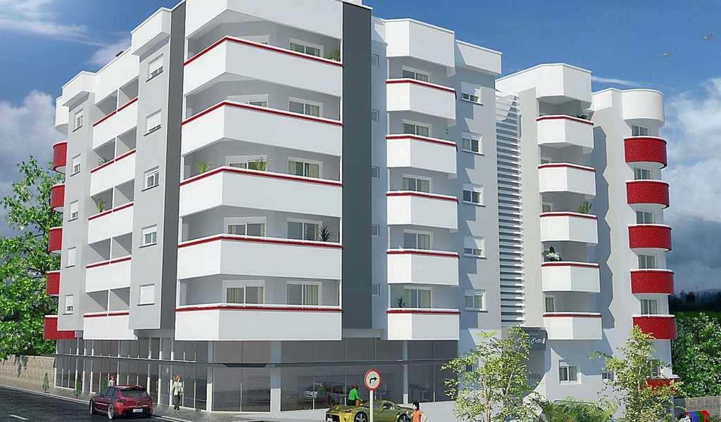 Apartamento em Três de Maio, bairro Planalto