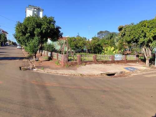 Terreno Comercial, código 332 em Três de Maio, bairro Planalto
