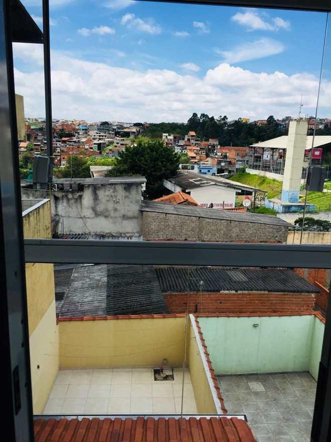 Sobrado em Jandira, bairro Jardim das Margaridas
