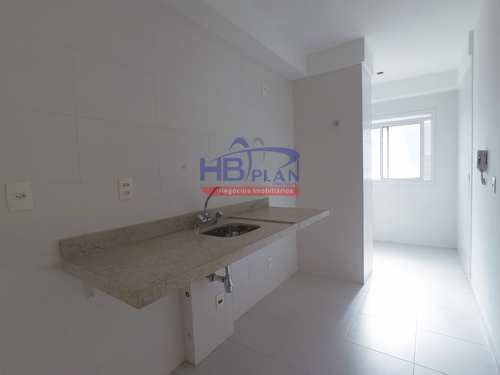 Apartamento, código 005 em Barueri, bairro Empresarial 18 do Forte