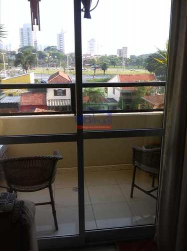 Apartamento, código 012 em Barueri, bairro Centro