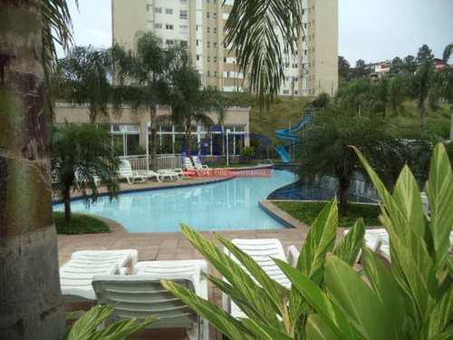 Apartamento, código 022 em Barueri, bairro Vila Iracema