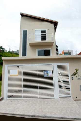 Casa, código 024 em Barueri, bairro Parque Ribeiro de Lima