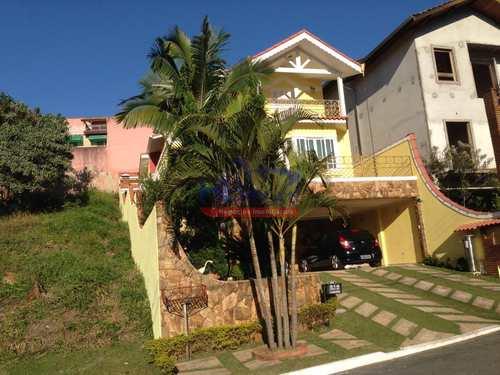 Casa de Condomínio, código 030 em Jandira, bairro Parque Nova Jandira