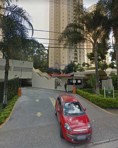 Apartamento, código 038 em São Paulo, bairro Moinho Velho