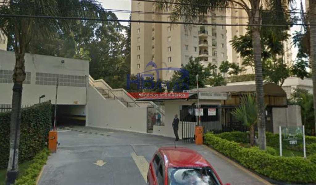 Apartamento em São Paulo, bairro Moinho Velho