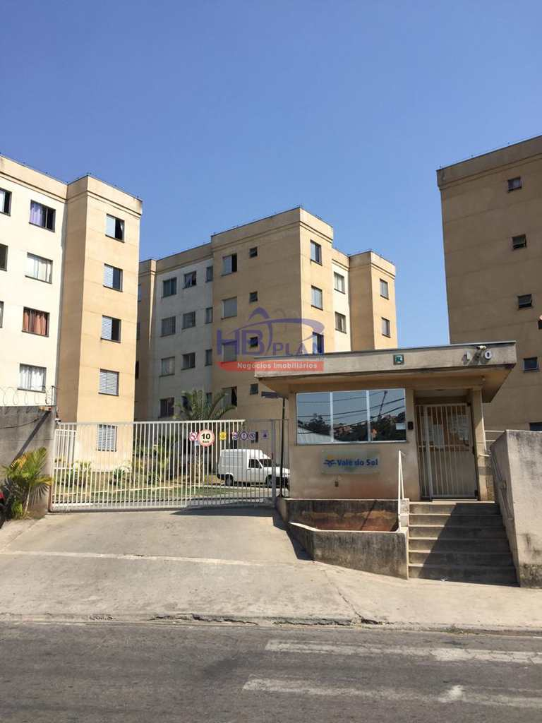 Apartamento em Itapevi, bairro Jardim Bela Vista