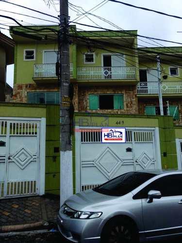 Sobrado, código 042 em São Paulo, bairro Vila Pereira Cerca