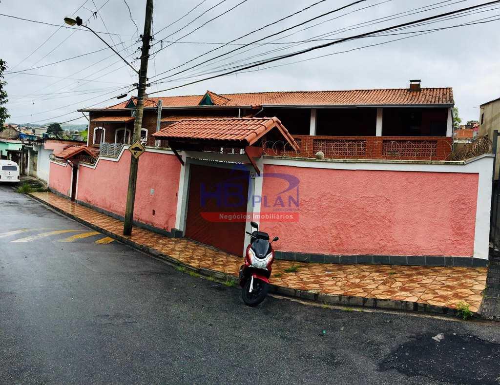 Sobrado em Itapevi, bairro Jardim Julieta
