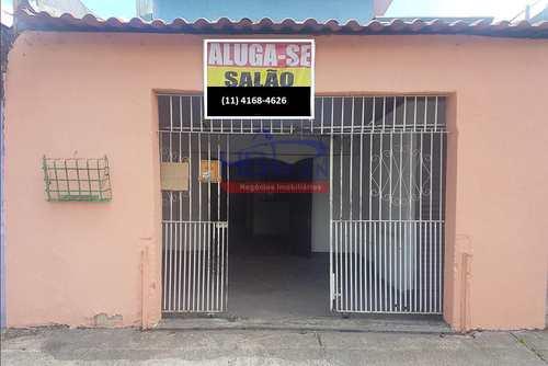 Salão, código 049 em Itapevi, bairro Cidade da Saúde